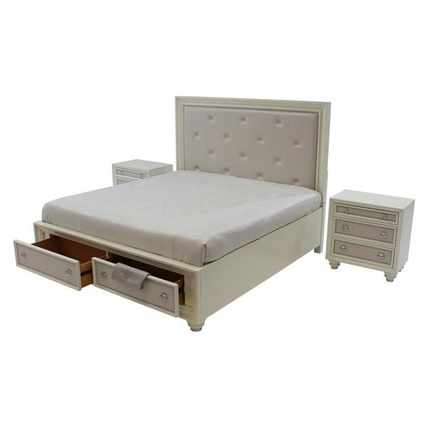 Bedroom Sets El Dorado el dorado furniture : hollywood loft king platform bed | home