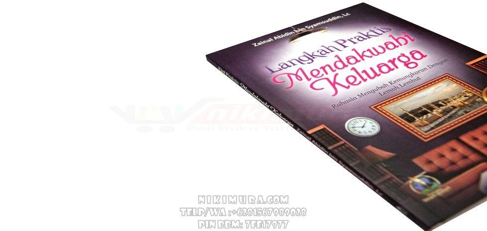 Buku Islam Langkah Praktis Mendakwahi Keluarga - Dimana dalam buku ini dijelaskan cara apa saja untuk berdakwah di dalam rumah yang sesuai dengan atsar dan para shahabat dan para ulama salaf disertai dengan dalil-dalil dari Alquran maupun As Sunnah yang shahih. Penasaran kan?   Rp. 20.000,-  Hubungi: +6281567989028  Invite: BB: 7D2FB160 email: store@nikimura.com  #bukuislam #tokomuslim #tokobukuislam #readystock #tokobukuonline #bestseller #Yogyakarta #keluarga