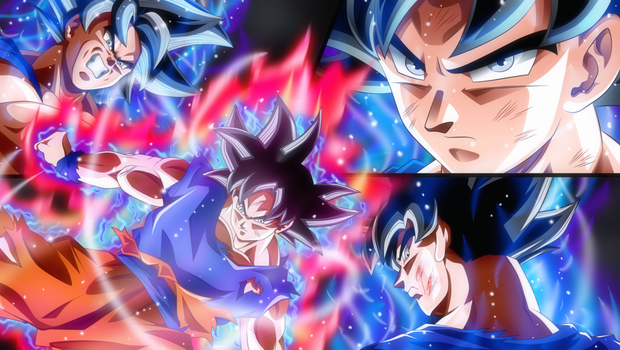 Ultra Instinct Goku Wallpaper By Rmehedi Dragon Ball Wallpapers Dragon Ball Super Wallpapers Goku Wallpaper