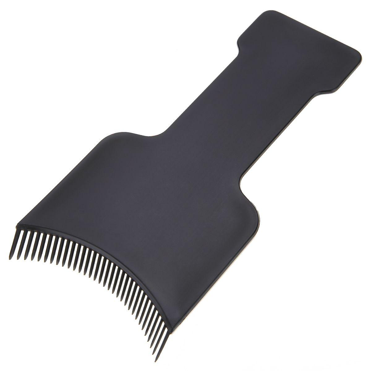Profesional salon rambut mewarnai dye diy warna pencelupan sikat sisir tint hairdressing styling alat untuk pribadi