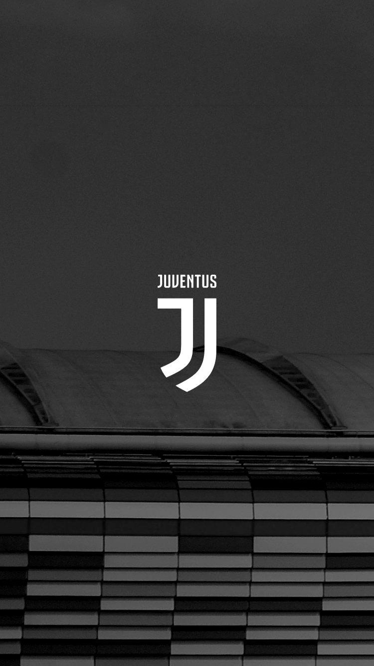 Logo Juventus Wallpaper 4k