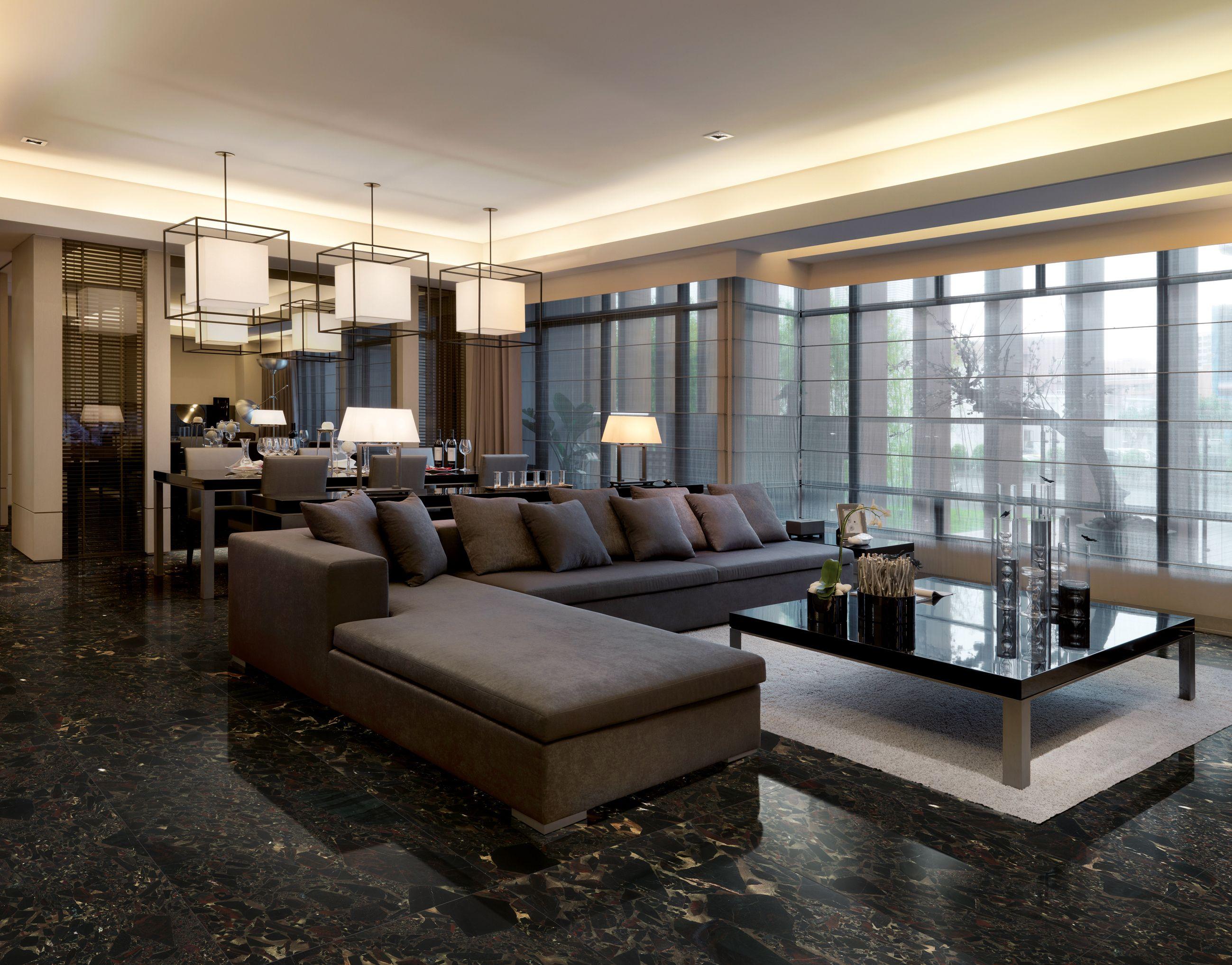 Tropical Tile Living Room Tile Living Room Tiles Marble Living Room Floor Black Floor Tiles