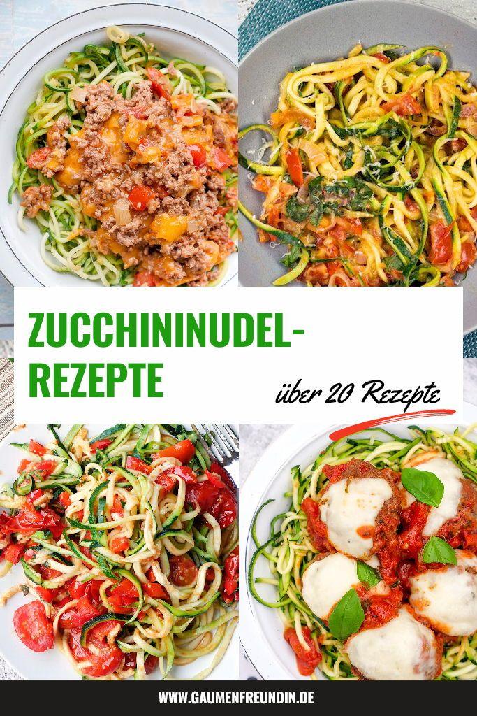 Photo of Spiralize it! Meine liebsten Rezepte mit Zucchininudeln