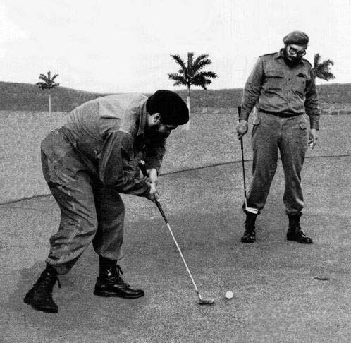 Golf se prohibió en Cuba después que Fidel Castro perdió partido - bodenbeläge für küche