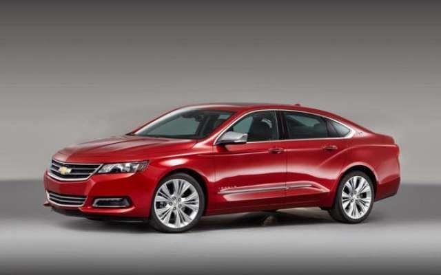 2017 Impala info spec pics review Chevrolet Pinterest