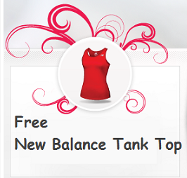 special k new balance tank top
