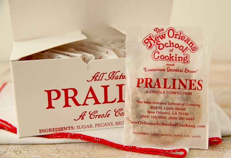 Pralines A Great Favor For A New Orleans Destination Wedding