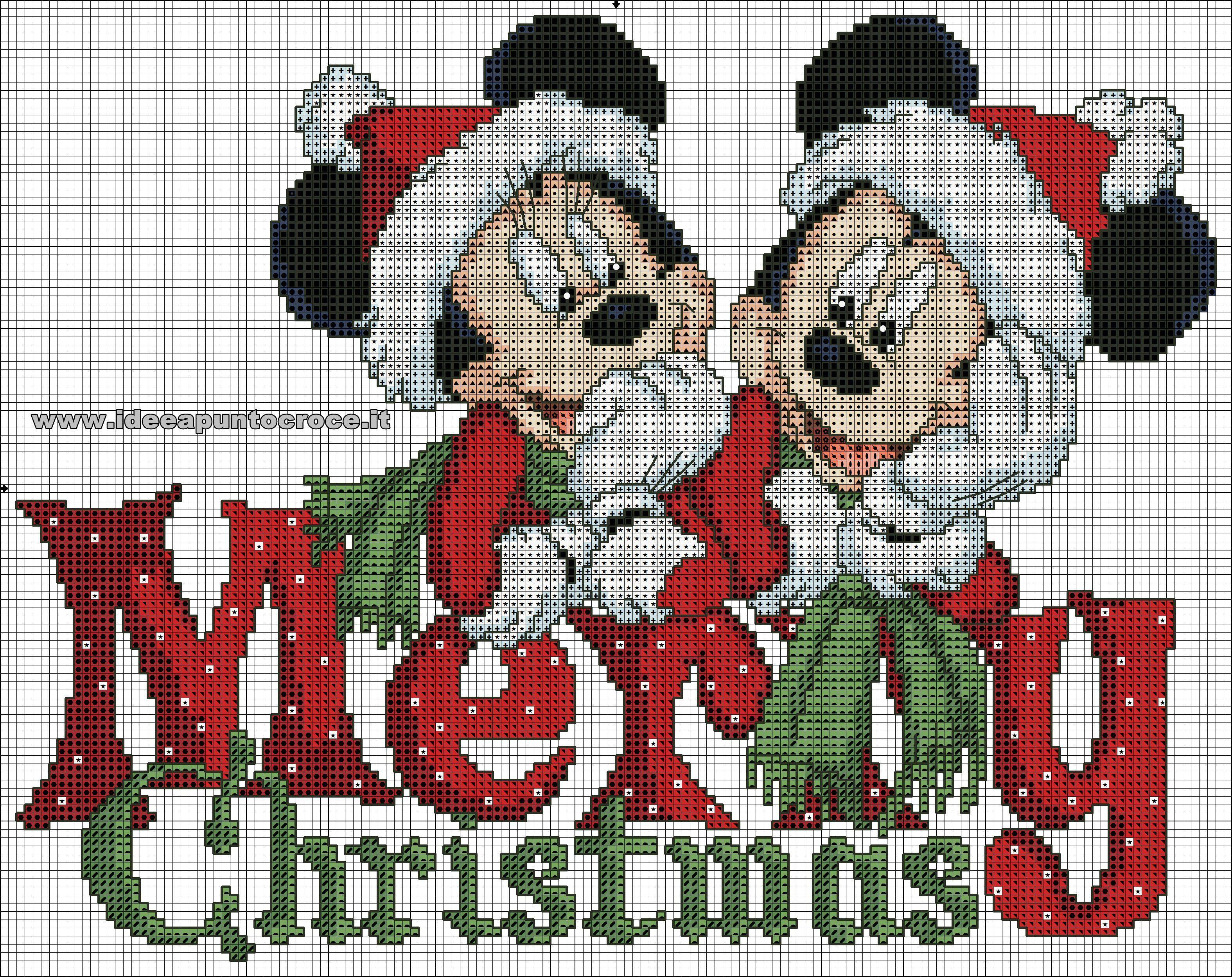 disney stitch christmas tree ornaments