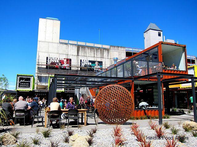 Container SA: 18 Incríveis Cafeterias em Containers