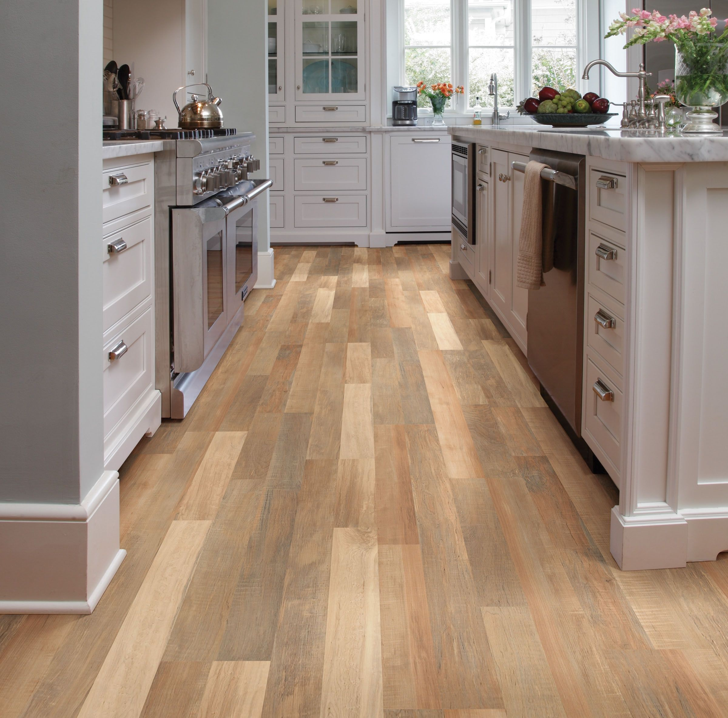 Home Depot Lifeproof Rigid Core Luxury Vinyl Flooring in