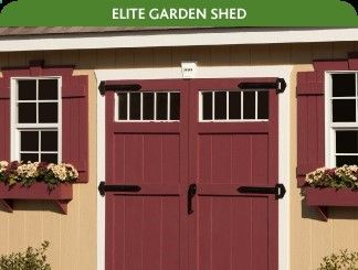 Elite Sheds | Ulrich Barn Builders   Storage Sheds Texas, Portable  Buildings, Barns,