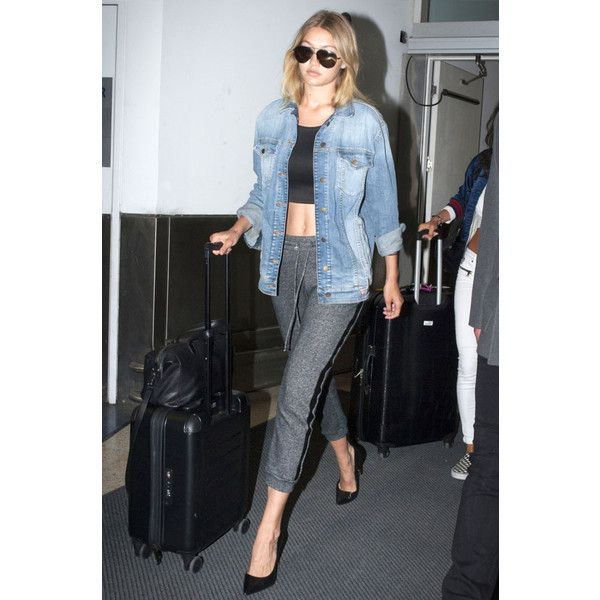 Celebs Faves Crop Top ❤ liked on Polyvore featuring tops and crop top