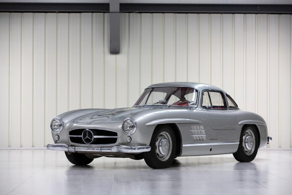 1954 Mercedes Benz 300 Sl Gullwing Estimate 800 000 1 200 000 Six Decades Of Dream Cars Automobiles Rm Sotheby S Mercedes Benz 300 Mercedes Benz Benz