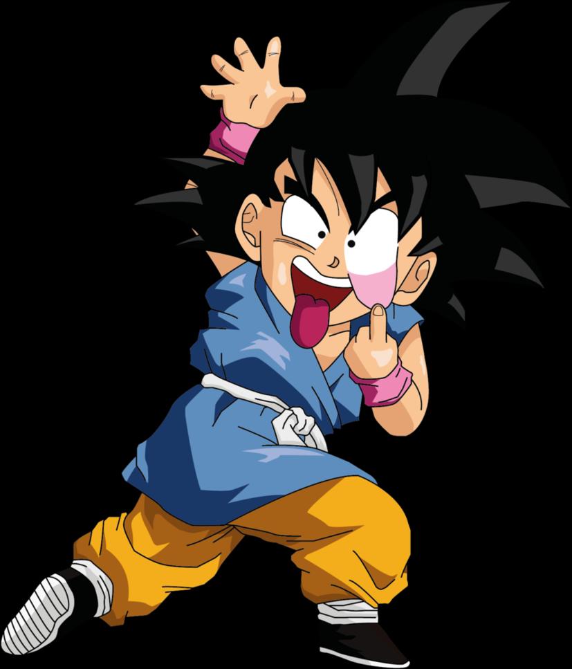 Kid Goku Gt Kid Goku Goku Dragon Ball Wallpapers