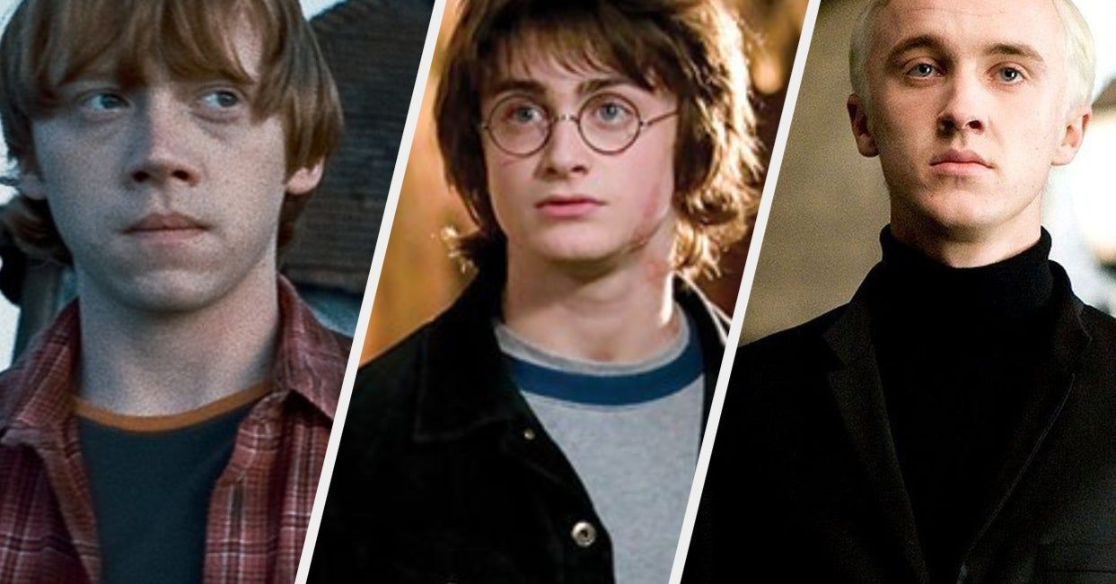 Plan Your Wedding To Find Out If You Belong With Harry Potter Ron Weasley Or Draco Malfoy Ron Weasley Harry Ron And Harry