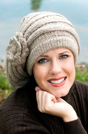 chemo caps and snoods for cancer patients | The Big C | Pinterest