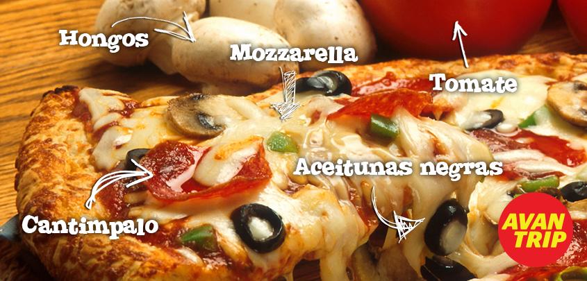 Vuelos Hoteles Paquetes Y Mucho Más Avantrip Masa Para Pizza Pizza Casera Tipos De Pizza
