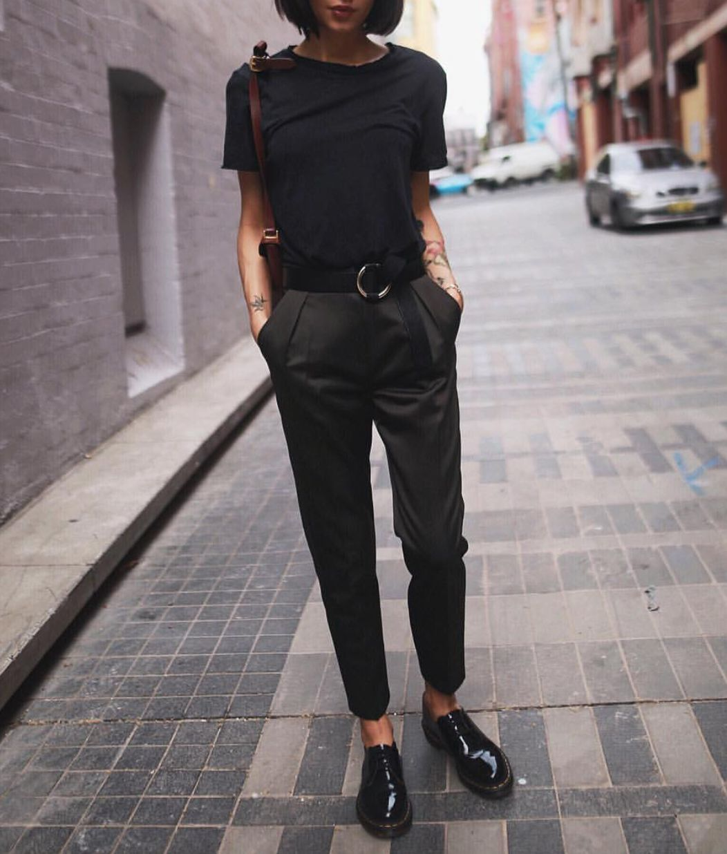 More Masculine Styles Are Very Comfortable Love Dark Colors
