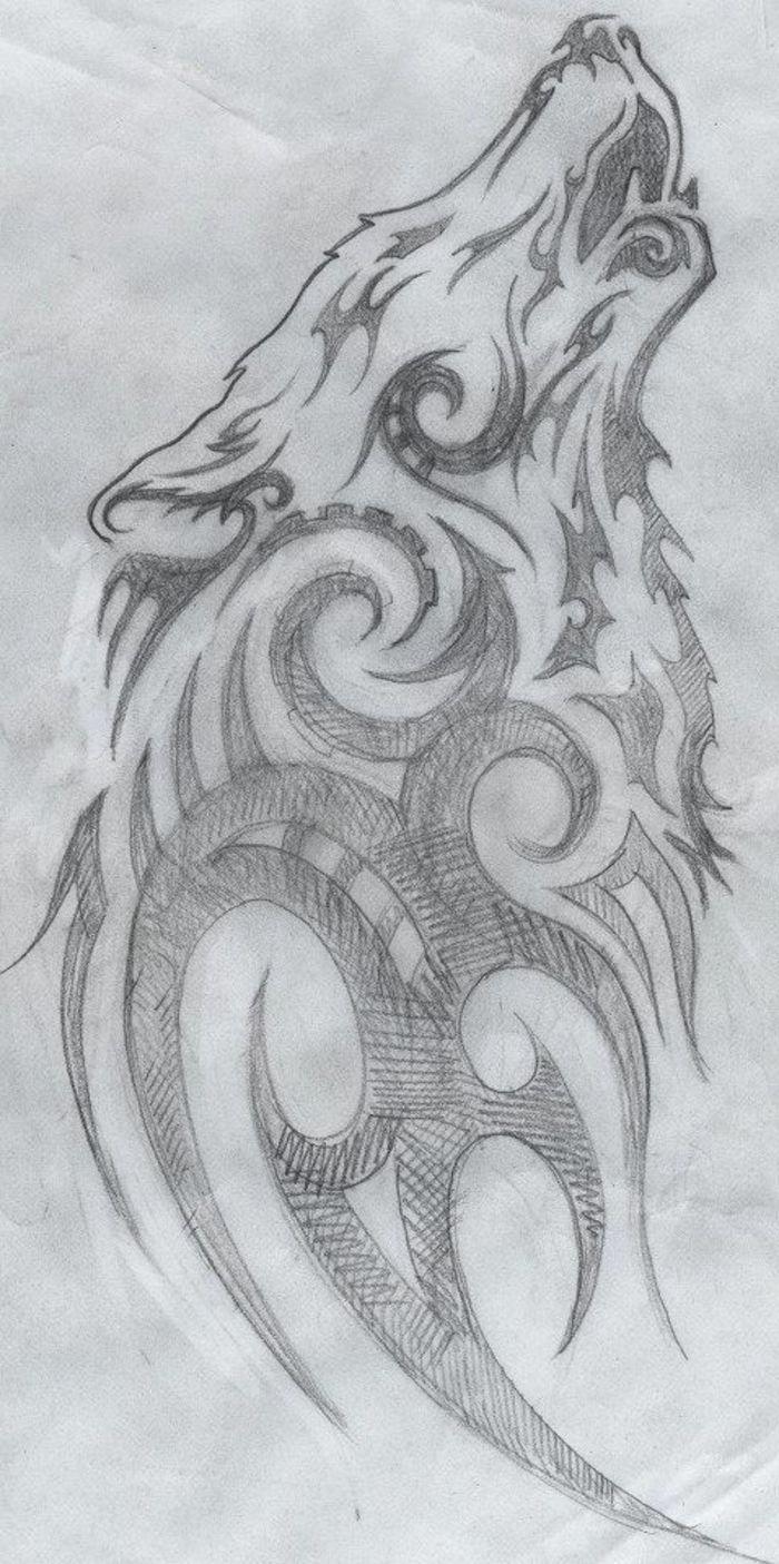Photo of ▷ 1001 + Ideen für einen tollen Wolf Tattoo, die Ihnen sehr gut gefallen könnten