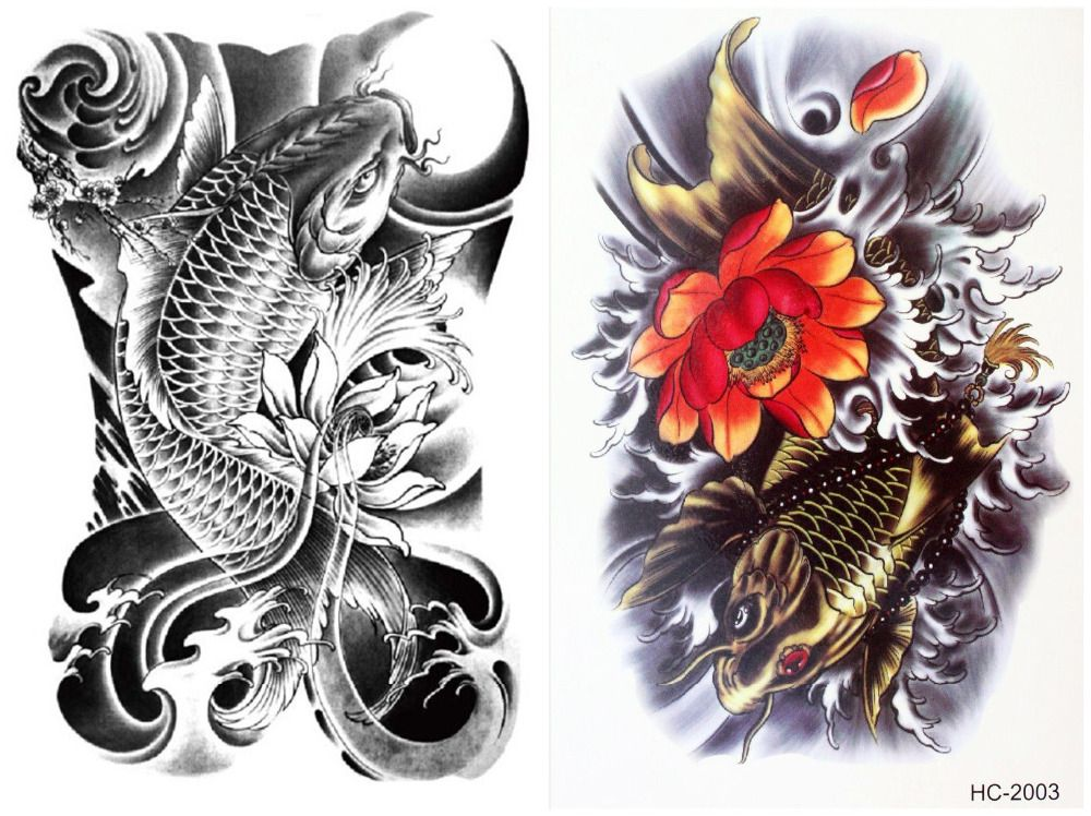 Compare Prices On Japanese Flowers Tattoos Online Shopping Buy