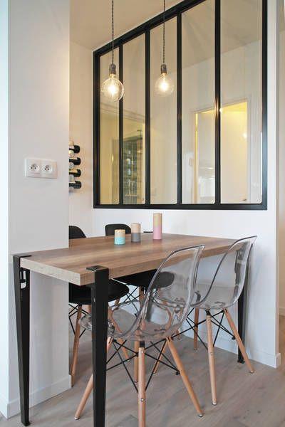 miniature Little Loft Boulogne 43m², Boulogne-Billancourt, Laurence - Plan Maison Sweet Home 3d
