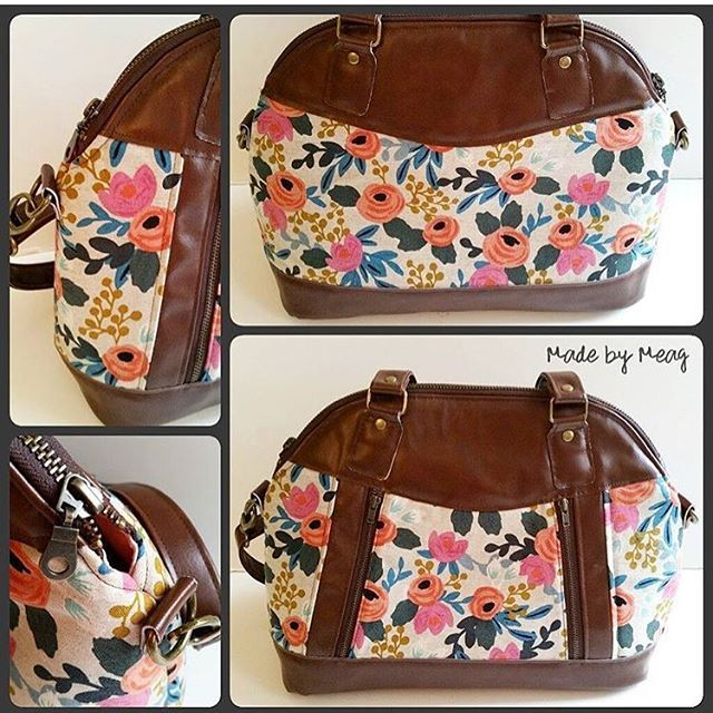Oh my goodness! @madeby_meag just shared this AMAZING Sublime Bag ...