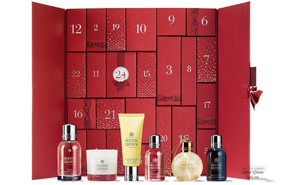 Beauty Advent Calendar 2020 Best Beauty Advent Calendar Advent