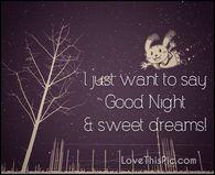Good Night Sleep Tight Good Night Good Night Sleep Tight Sayings