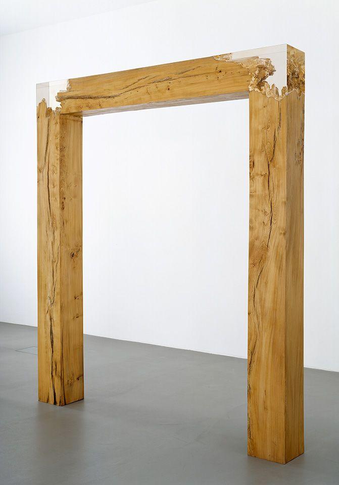 Vera Röhm glass art Pinterest Tisch, Skulptur und Holz - designer mobel verbranntem holz