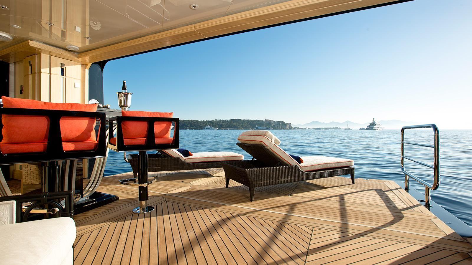 The Best Superyacht Beach Clubs Boat International Yacht Life