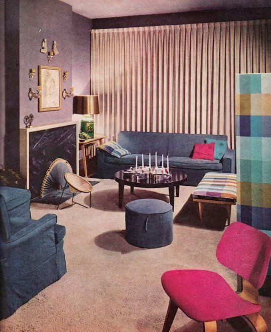 Danismm  cfamily rooms in weldwood   decor  midcentury modern also rh pinterest