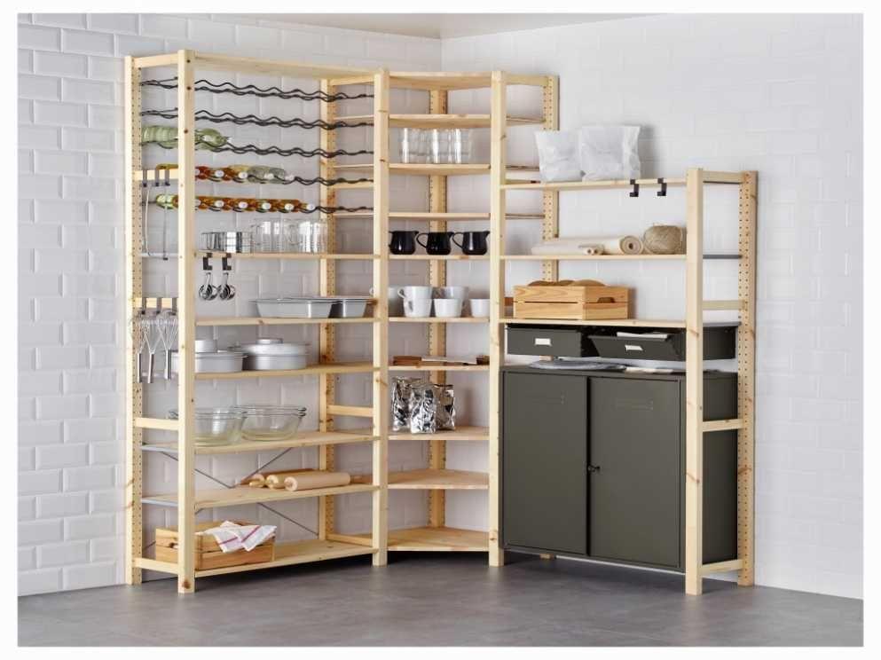 Scaffali Dispensa Ikea.Fresco Mobili Cucina Profondita 15 Cm Fresco Dispensa Ikea
