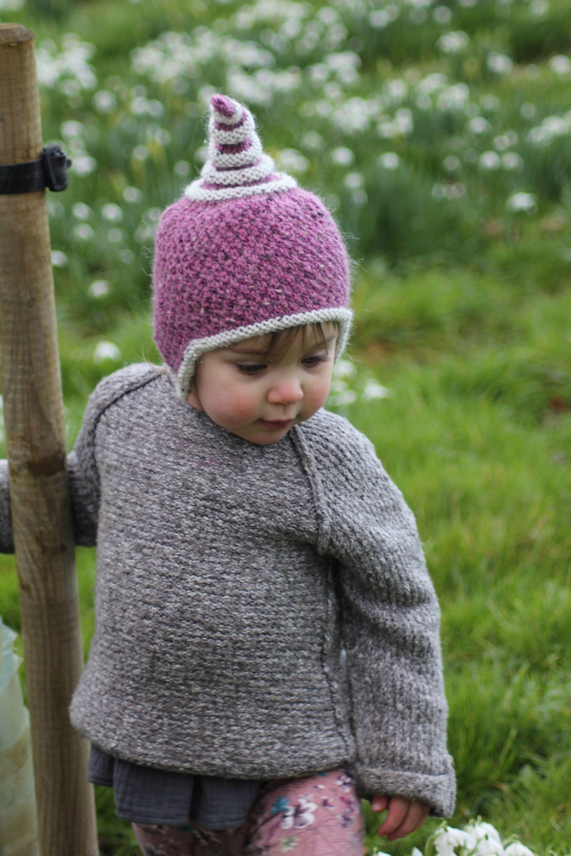 4a318c12ec15 Hand Knitted Children s hat