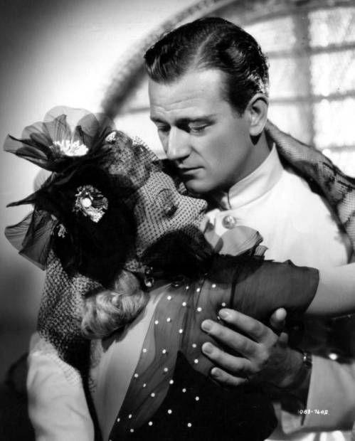 Marlene Dietrich, John Wayne-- Seven Sinners