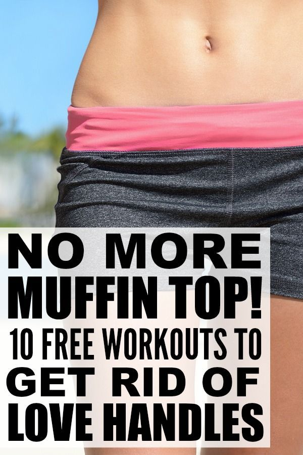 at home workouts to get rid of love handles | Muffin top ... Oblique Exercises Abe
