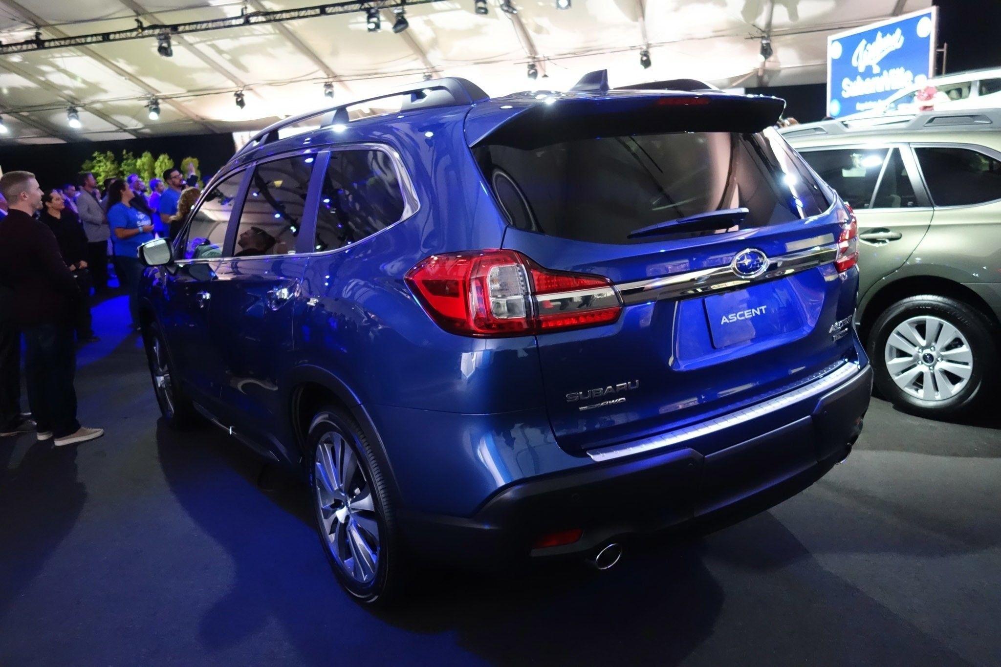 2019 Subaru Blue Redesign, Price and Review Subaru, Van