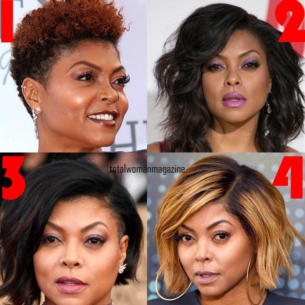 which is your favorite taraji p henson hairstyle taraji p henson