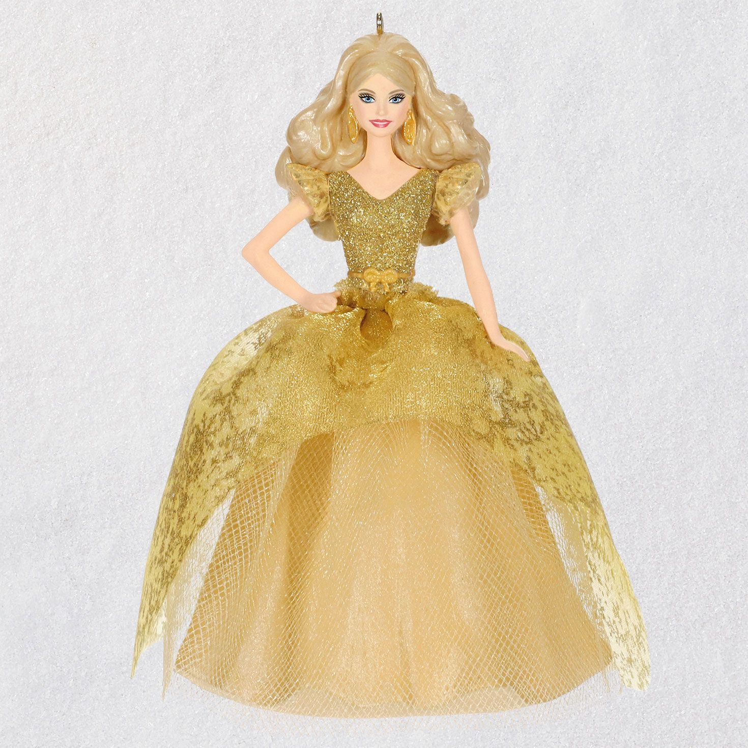 Hallmark Barbie Ornaments 2020 In 2020 Holiday Barbie Dolls Iconic Dresses Christmas Barbie