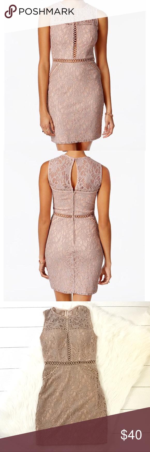 City studios glitter lace bodycon dress my posh closet pinterest
