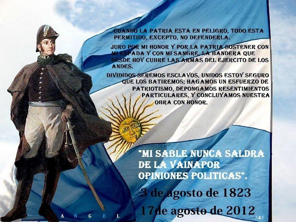 Frases Del General Jose De San Martin Google Search Jose