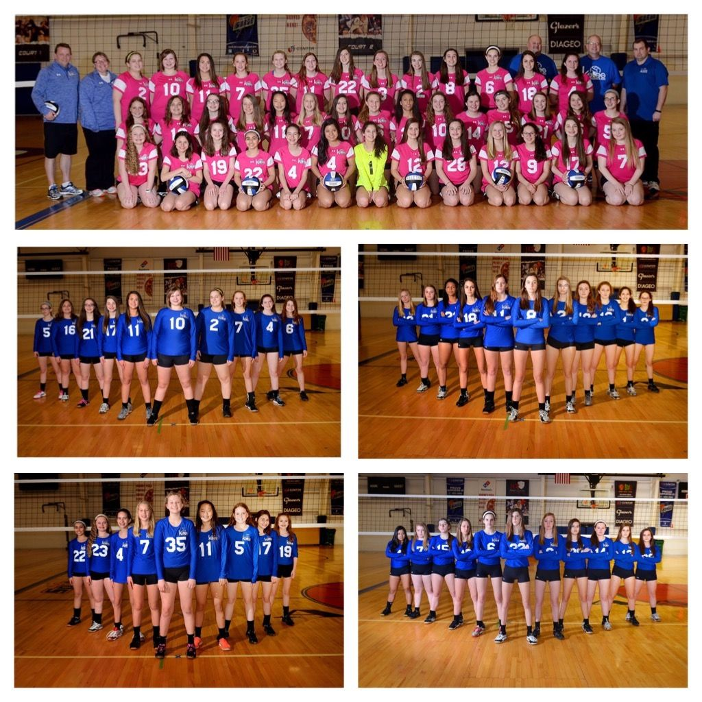K Elites Vbc Saint Louis Mo St Louis Mo Volleyball Clubs Elite