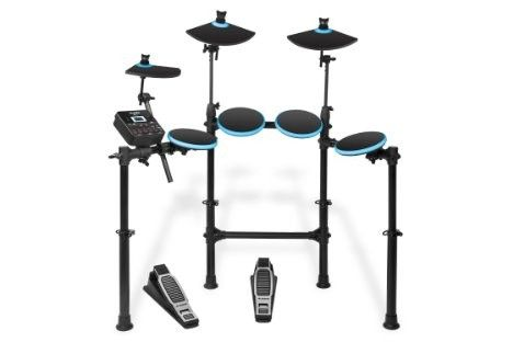 Alesis DM Lite Kit 5-Piece Electronic Drum Set with Collapsi... #DailyDeals
