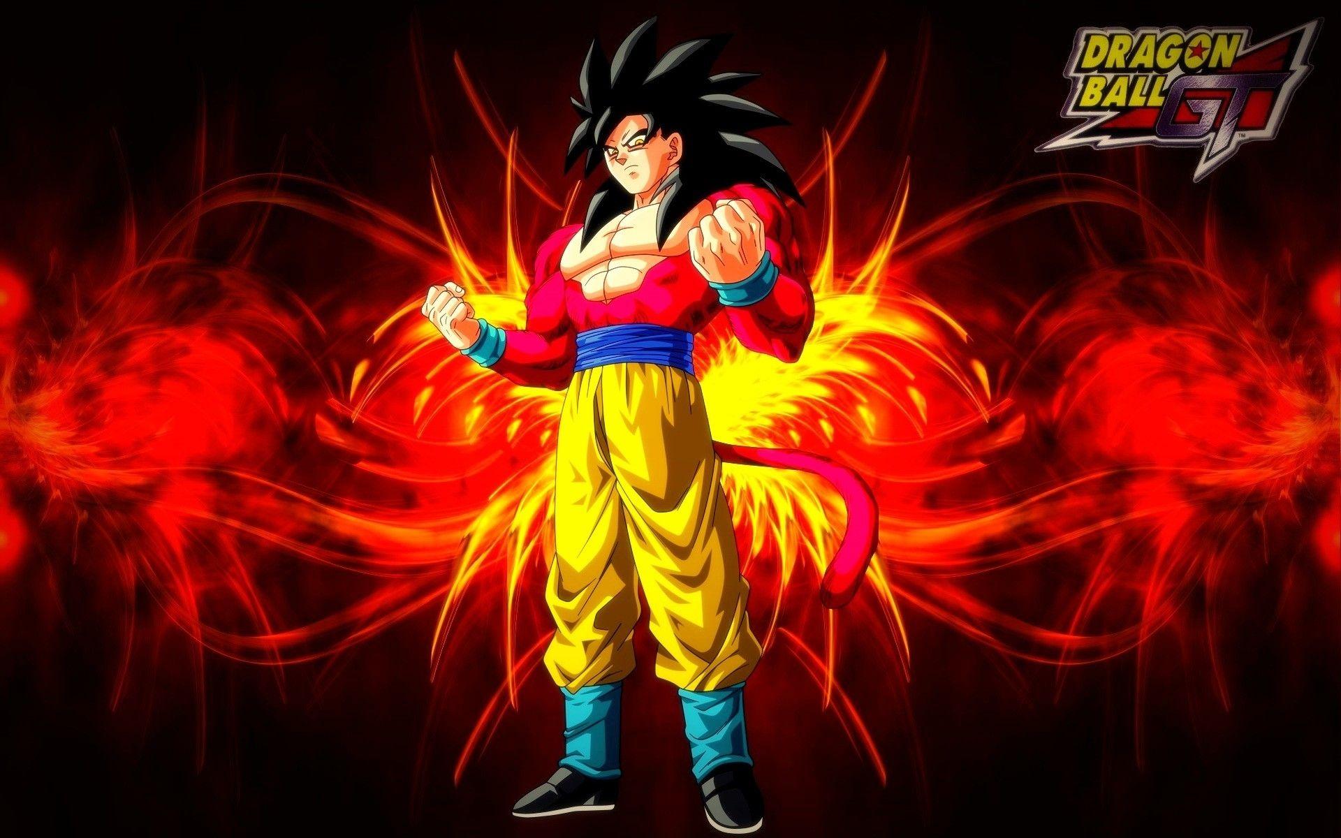 10 Best Super Saiyan 4 Goku Wallpaper Full Hd 19201080 For Pc