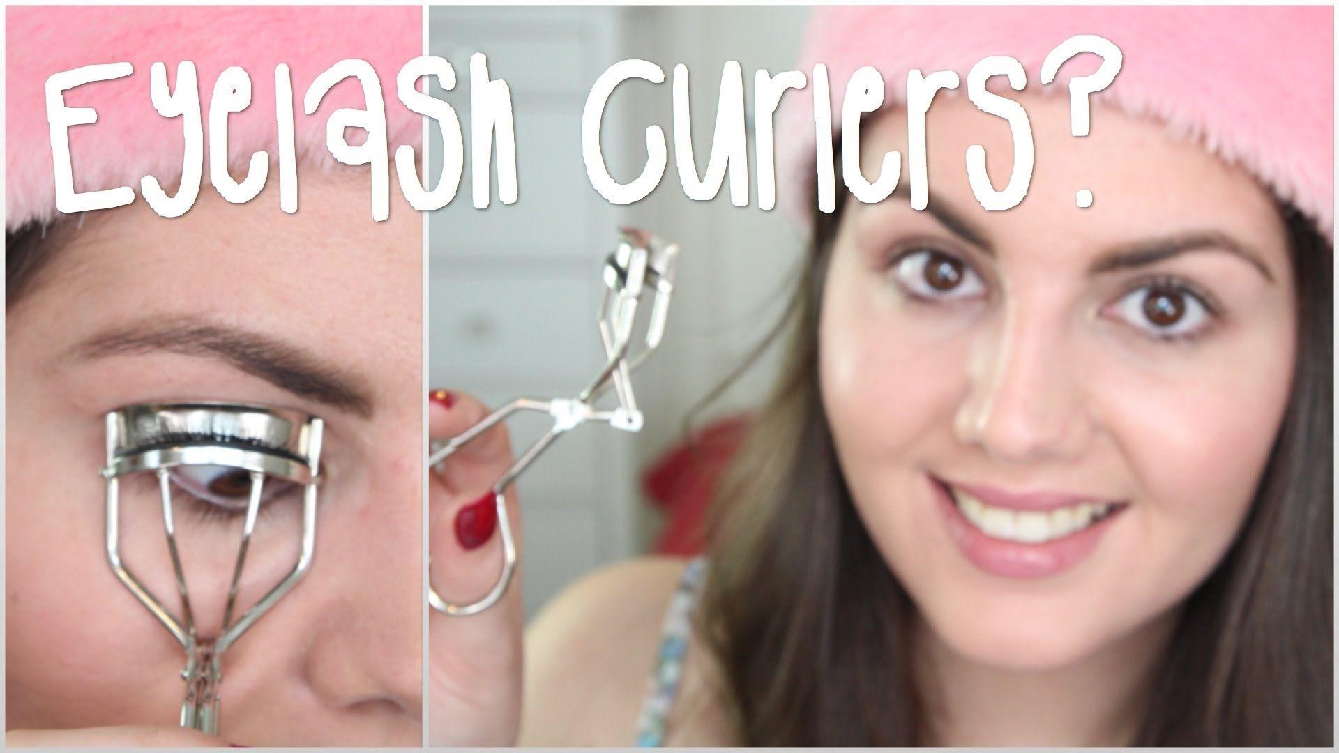 How to use an eyelash curler beauty bit eyelash