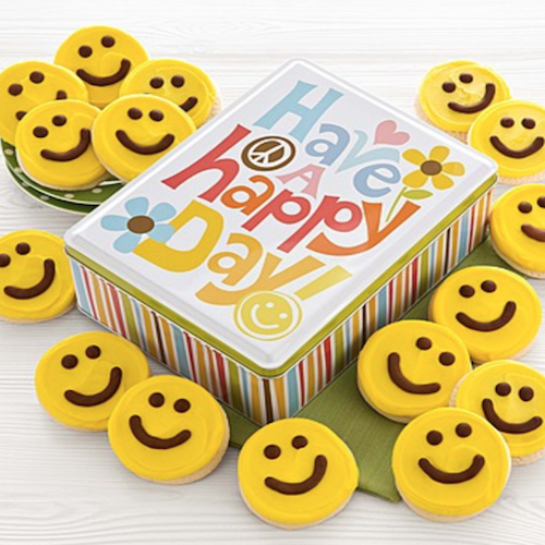 Have a Happy Day Cookies