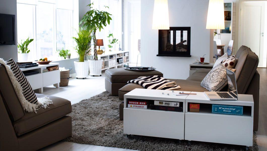 IKEA Sterreich Inspiration Wohnzimmer KIVIK Sitzelemente Rcamiere Und Hocker Mit