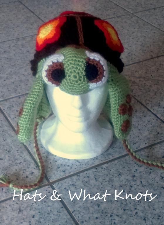 Sea Turtle Hat | Hüte und Mützen, Mütze häkeln und Hüte