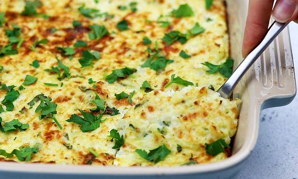 Mancaruri low-carb cu legume
