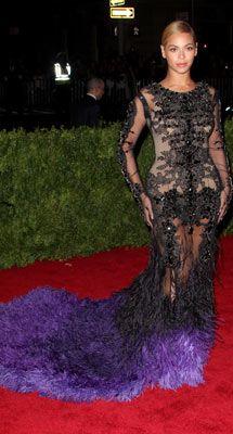 Beyonce, Givency- Met Gala