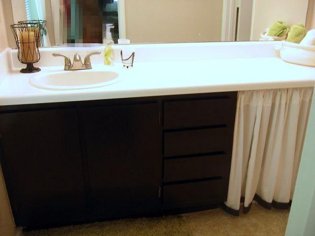 Finally A Cabinet Post Contact Paper Cabinets Cabinet Vanity